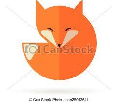 """Résultat de recherche d'images pour """"renard dessin profil"""""""
