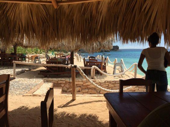 Bahía de las Águilas. República Dominicana