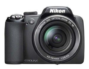 Nikon Coolpix P90 Digital Camera (12MP, 24x Optical Zoom) 3.0 inch LCD