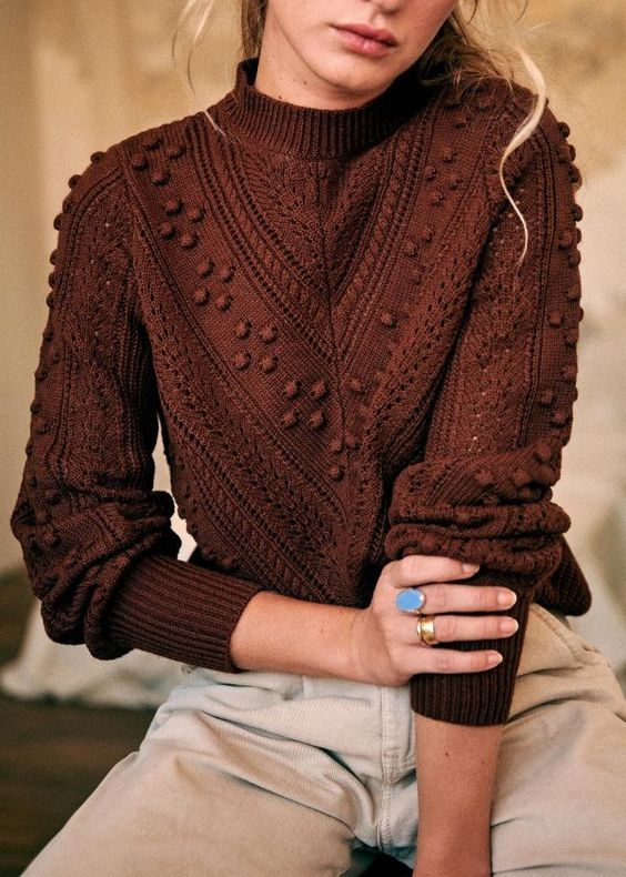 22 Spring Sweaters To Inspire Everyone outfit fashion casualoutfit fashiontrends
