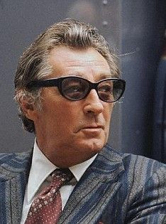 Robert Mitchum...styling. The world has lost such a talented actor. Rest in Peace.