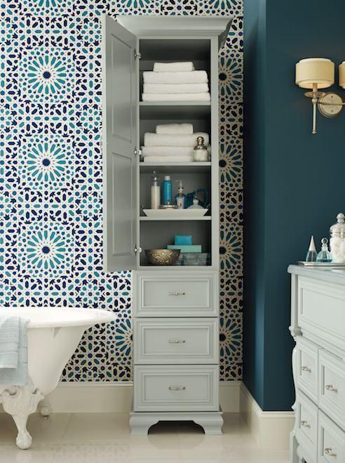 20 Besten 2020 Blaue Wand 67 Fotos Tone Und Ehrfurchtige Referenzen Philippe Interior Diagramme In 2020 Blaue Wand Badezimmer Renovierungen Badezimmer Dekor