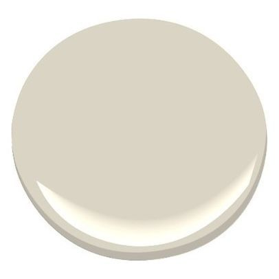 Benjamin Moore Edgecomb Gray HC-173, noted by the pinner as a beautiful warm gray.
