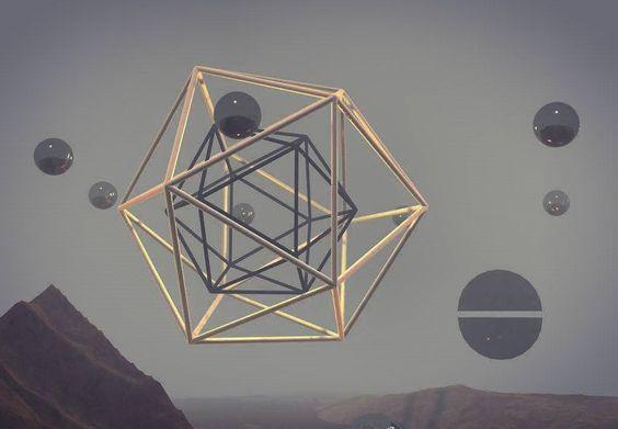 Un poco de niebla #cinema4d #c4d #render #maxon #landscape #3d #design #dailypic #3dart #digitalart #learning #whatever by dayanaramanzana