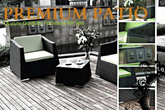 Premium Patio Furniture