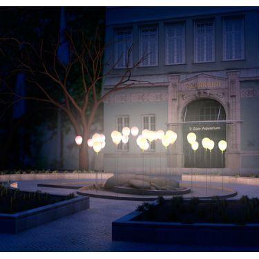 Le ballon led lumineux 0.80€ l'unité existe en blanc, orange, bleu, jaune, rose, rouge, vert et violet http://www.decorationsdemariage.fr/decoration-de-plafond/2143-le-ballon-led-lumineux.html#sthash.HTeKHSqj.dpbs