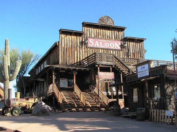 Tour West America Mesa Az