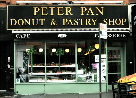 If you're in Williamsburg and are looking for an old school donut shop do yourself a favor and visit Peter Pan.  They have cheap Donuts for all tastes.
