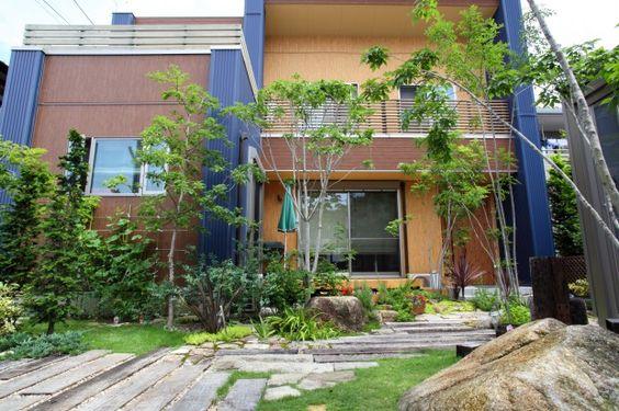 枕木木の庭 - 写真08 | 平山庭店