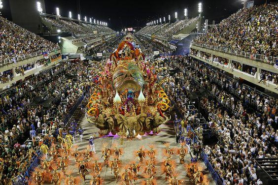Unidos da Tijuca - 17th Feb 2015