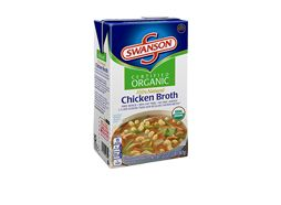 Swanson®'s Certified Organic Chicken Broth 32 oz. carton