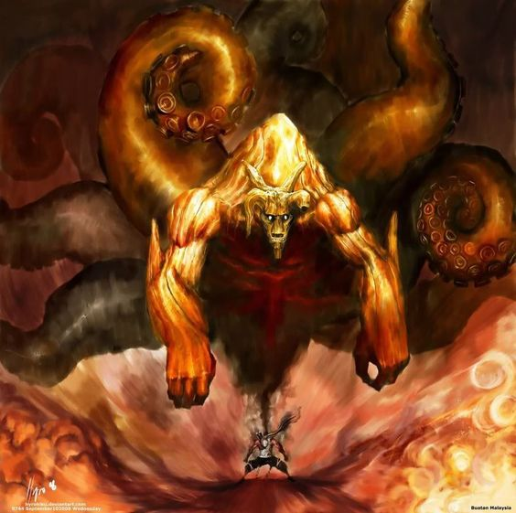 Killer Bee and Eight Tails