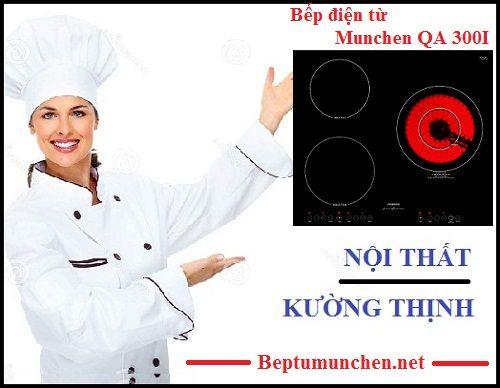 Có nên mua bếp điện từ Munchen QA 300I không?