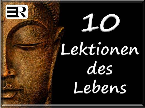 10 Lektionen des Lebens…auch wenn Du gerade glücklich bist, solltest Du es lesen: | Elmar Rassi
