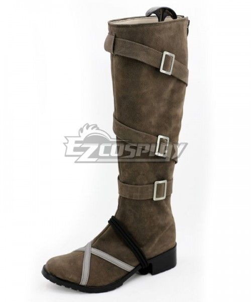 Star Trek Beyond Jaylah Boots Cosplay Shoes Boots Custom Made New