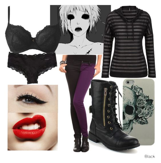 """""""Untitled #781"""" by creepypasta-music-anime-love on Polyvore"""