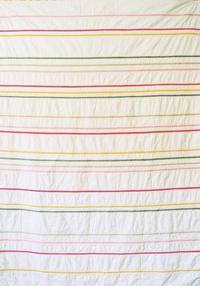 Simply beautiful quilt front