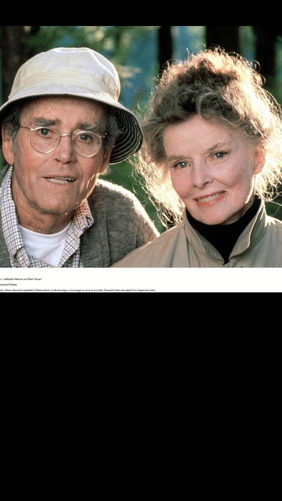 Henry Fonda & Katherine Hepburn
