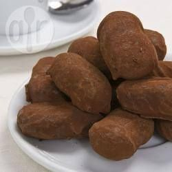 Slagroom truffels @ allrecipes.nl