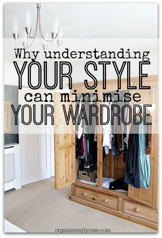 Why understanding your style is critical in maintaining a capsule wardrobe, and how it can minimise things for you with some fun! - tips and tricks