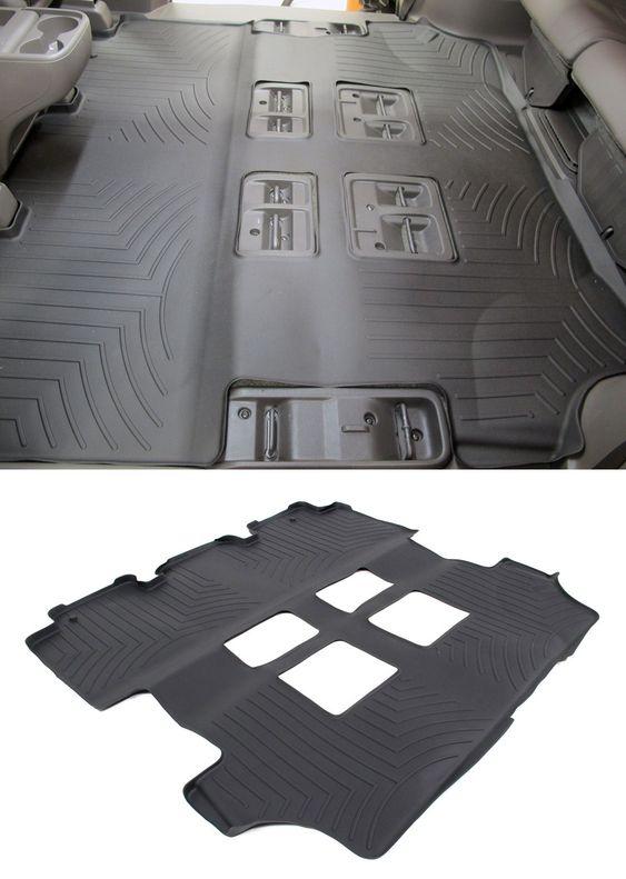 2015 Honda Odyssey Floor Mats Weathertech Honda The O
