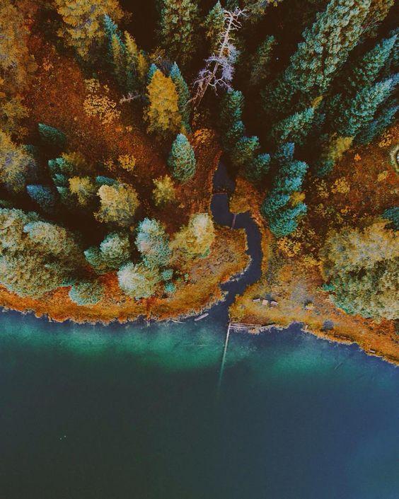 Emerald Lake Colorado | Photo by @kdkuiper by earthpix