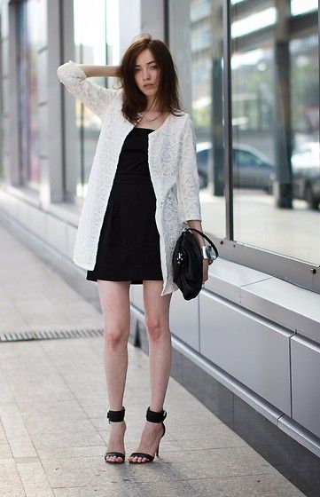 Lace coat + GIVEAWAY on my blog :) (by SASYA Yu) http://lookbook.nu/look/3678343-lace-coat-GIVEAWAY-on-my-blog