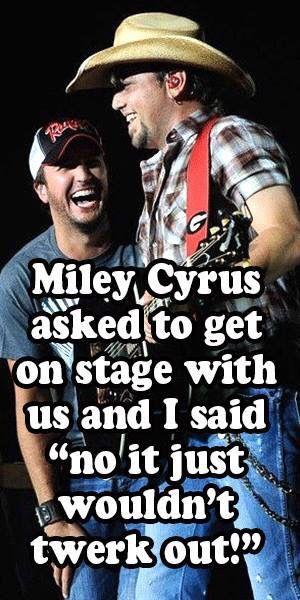 Haha Luke & Jason