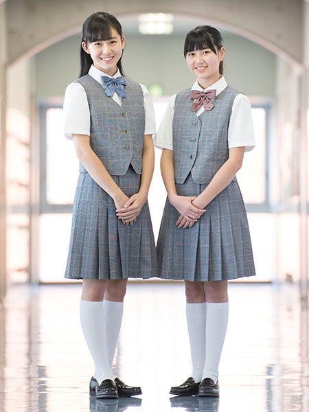 女子 学園 中学校 友 鴎