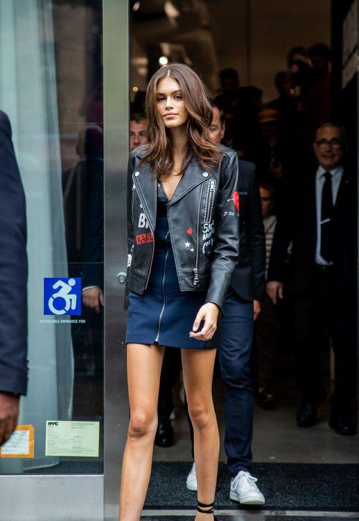 Endlich ist wieder Lederjacken Saison! | Fashion week street