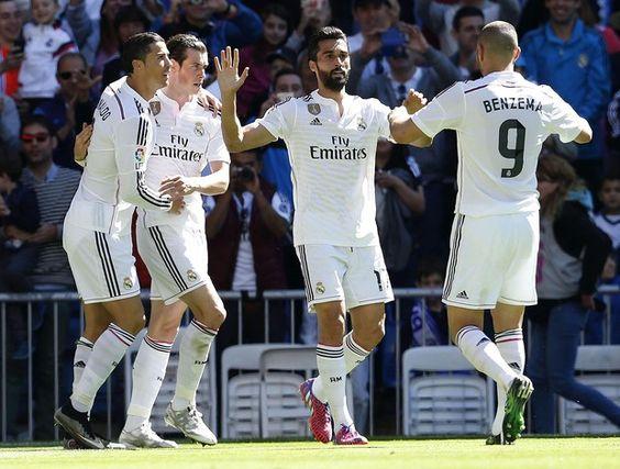 Bale, Real Madrid x Granada