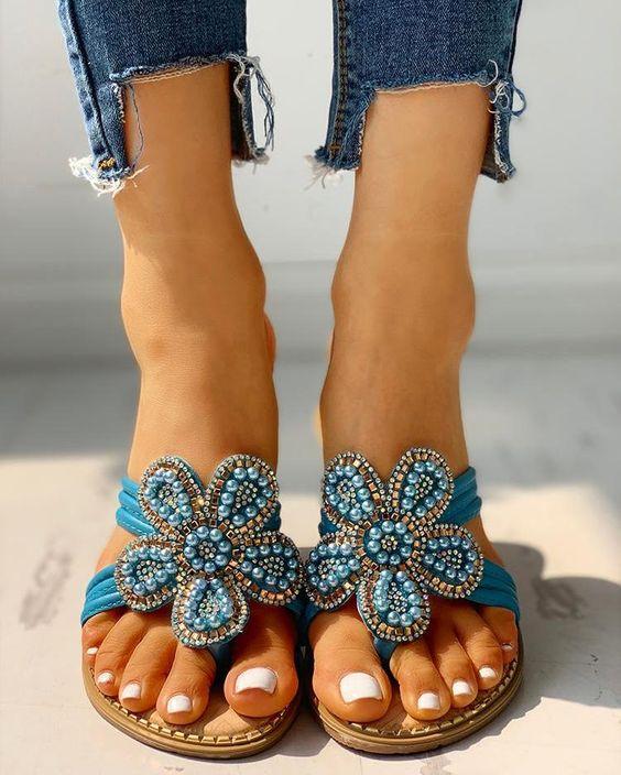Stunning Summer  Sandals
