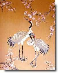 Jelentés a Tsuru a japán nép