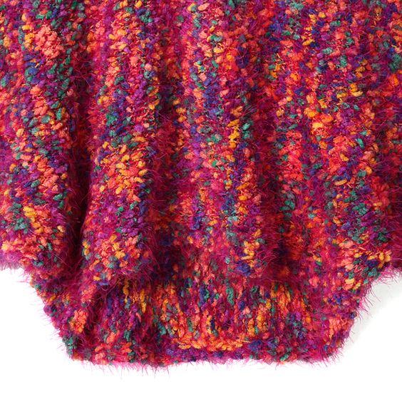 Knit Fashion Sweater