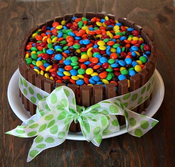 ~ Kit Kat Cake ~