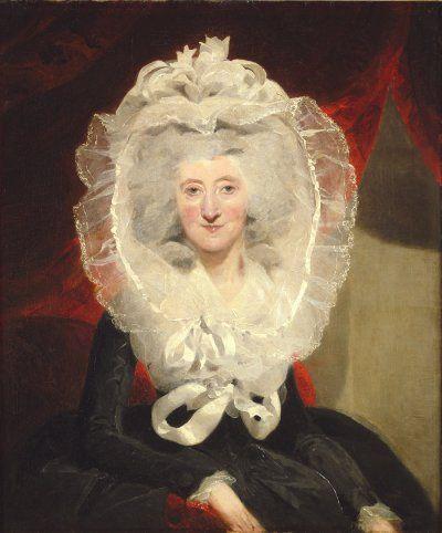 Portrait of the Hon. Anne Bouverie, later the Hon. Mrs John Talbot (1729-1813), 1789-90: