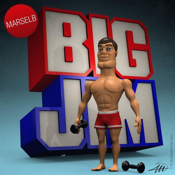 Big Jim by marselb