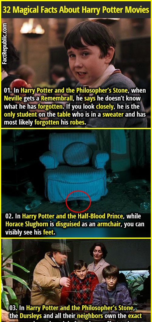 32 Magical Facts About Harry Potter Movies Part 5 Fact Republic Harry Potter Facts Harry Potter Movies Harry Potter Fun Facts