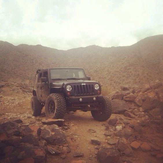 Jeep Jk On Mars