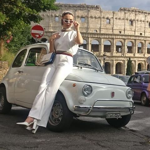 Appassionato Di Fiat 500 さん Fiat 500 Egmond Aan Zee