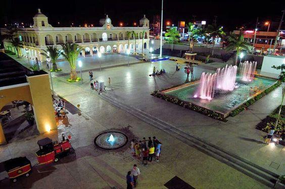 Plaza Civica, Boca del Rio,  Veracruz