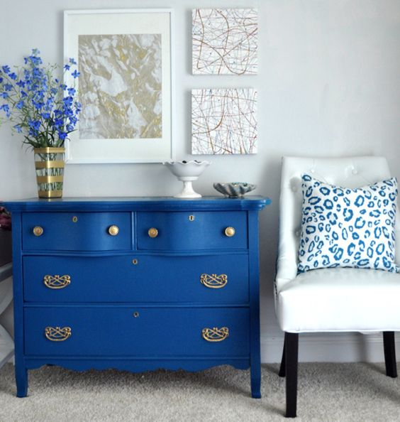 Modernize With Bold Color