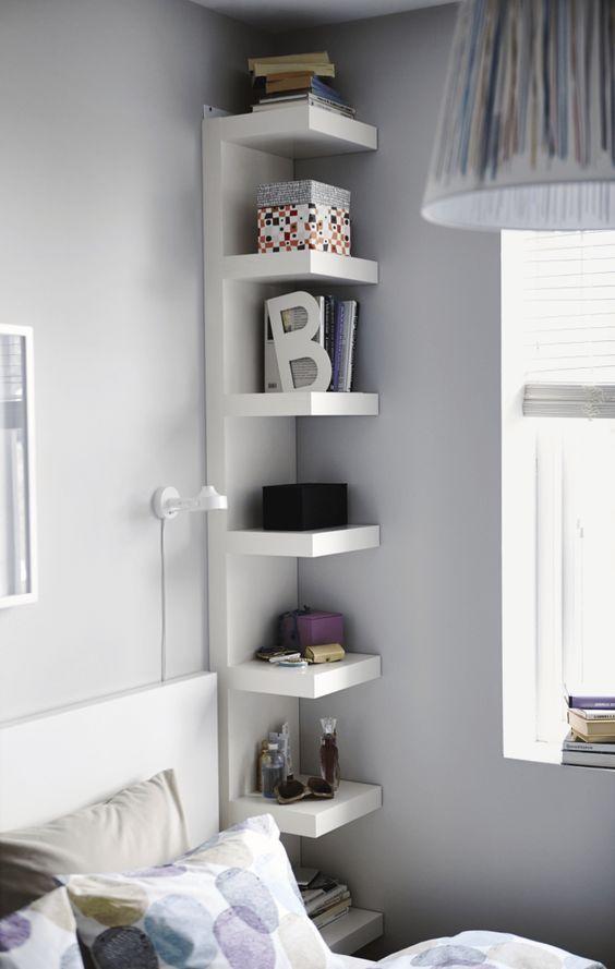 5 Increibles Ideas Para Decorar Un Cuarto Pequeno Mujer De 10 Dormitorios Decoracion De Interiores Mesita Estrecha