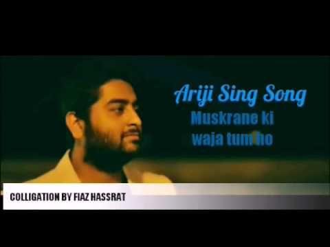 Muskurane Ki Wajah Tum Ho Full Song Feat Arijit Singh Youtube Songs Songs To Sing Romantic Songs