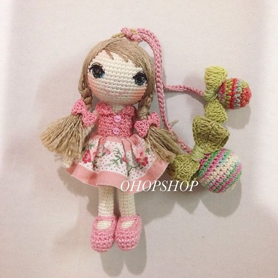 Amigurumi Doll How To : Crochet dolls and amigurumi on pinterest