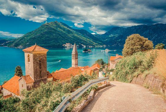 Девять фотографов на местах, которые вам нужно посетить-Черногория