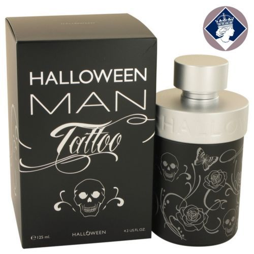 Jesus del pozo halloween tattoo man 125ml/4.2oz eau de toilette