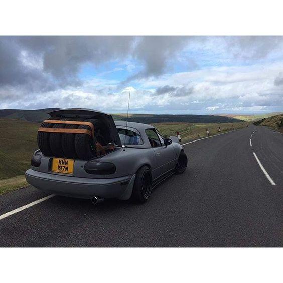 @darioleonetti #isleofman #drift #driftcar | #TopMiata #mazda #miata #mx5 #eunos #roadster