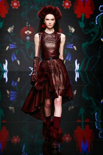 Milano Fashion Week FW 2015-20 Aigner #Aigner #catwalk #Milan #moda #modadonna #sfilate #runway