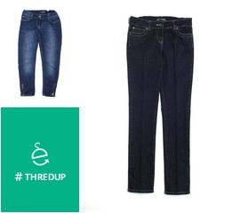 I just got 2 items on thredUP and saved 81%!